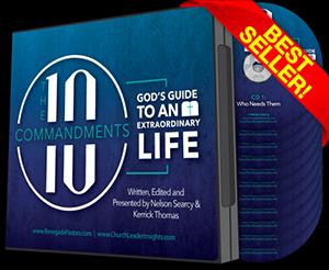The 10 Commandments Sermon Series