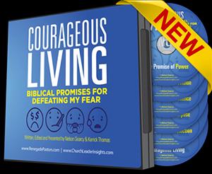 Courageous Living Sermon Series