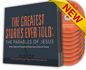 Greatest Stories Ever Told Sermon Series