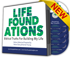 Life Foundations Sermon Series